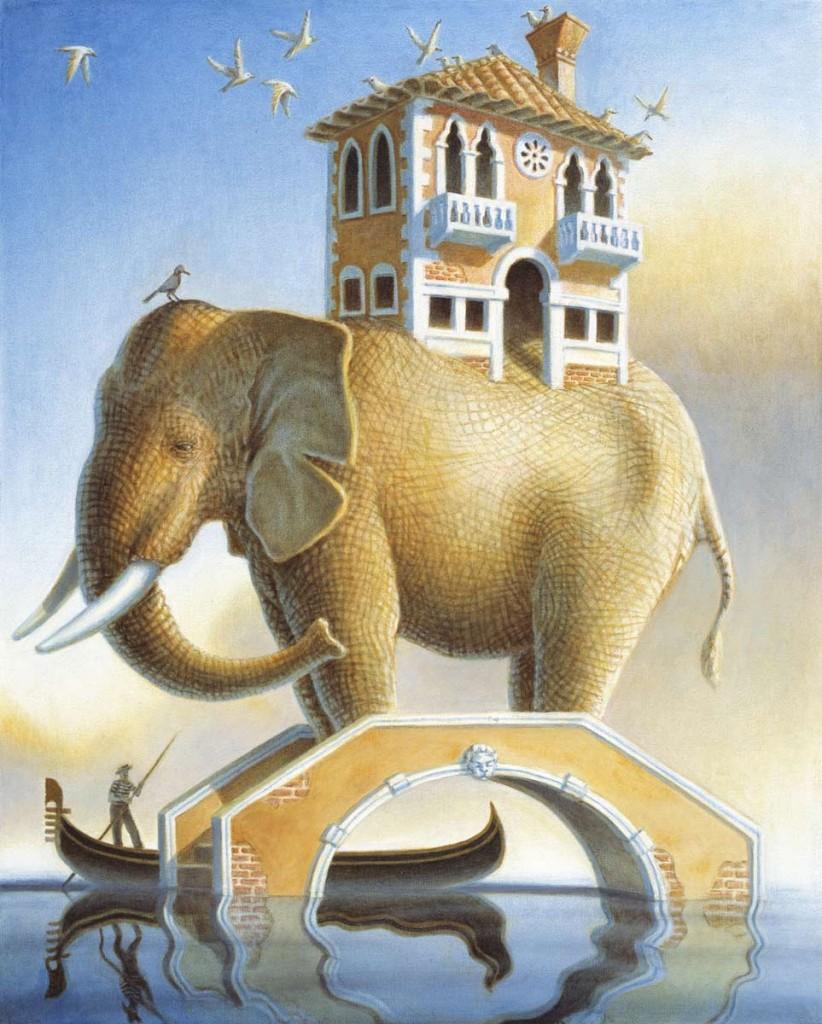 Elephant Bridge